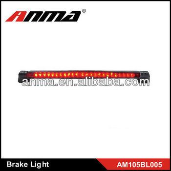 Universal car flashing smd led car brake light car brake light