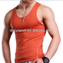 High Quality Lycra Athletic tank tops/gym singlets/custom sublimated triathlon singlet
