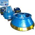 acero de alto manganeso del manto trituradoras de cono de piezas de fundición proveedor en shanghai