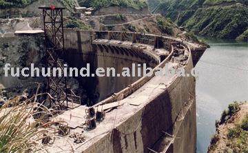 Proyectos de energía hidráulica/de la turbina hidráulica