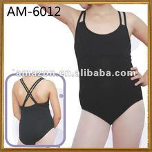 ANNA SHI camisole ballet leotard