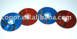 Blank CDs/single dvd case pack