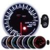 52mm 7-Color Stepper Motor Racing Air / Fuel Ratio Auto Meter