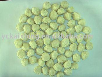 fresh fish balls