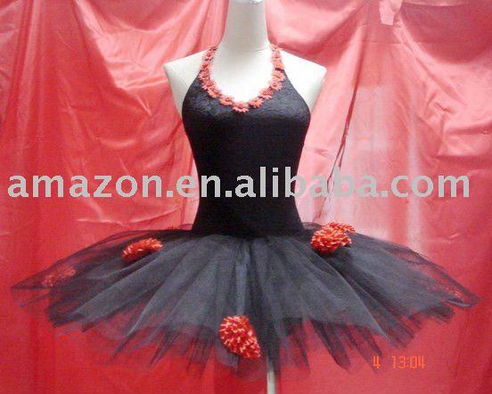 's adultos de ballet clásico trajes de baile/desgaste de la danza/etapa de rendimiento de ropa de baile