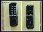 Hot Sale High Quality Digital Mechanical/Pin Push Button Code Door Lock