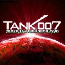 Tank007 AA / AAA LED Flashlight (Tactical, Police)