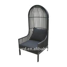 Aluminum lounge chair
