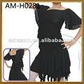 Annashi 2012 de las muchachas los hijos adultos de baile latino traje de la danza para la AM-H0281