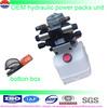 car lift parts AC DC hydraulic power unit