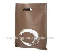 eco promotional cheap logo shopping bags