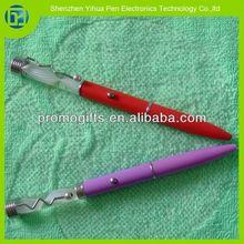 Best Pro blink pen,led flashing pen for promotion,led ballpoint pen