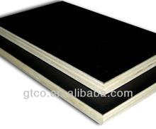 film faced shuttering building construction materials/film faced plywood
