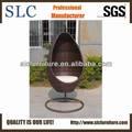 Popular top mimbre silla colgante( sc- b8909)