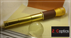 2014 New VT 20x60PP uautical brass and leather telescope
