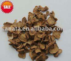 Black truffle flakes