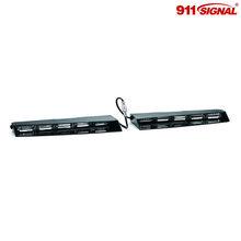 LED Vehicle Visor Light , Police Strobe Light , brackets mount(LV100)