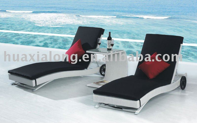 2013 Movable Lounge Bed