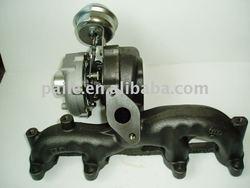 Turbocharger for aftermarket apply to AUDI truck car diesel engine Model GT1749V 038253019C 713672 0002