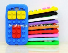 Cute silicone case for samsung galaxy s3