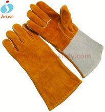 mig welding glove reinforced goal keeper gloves
