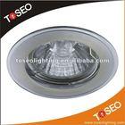 halogen die casting aluminium ceiling light lighting fixture with spot led mr16