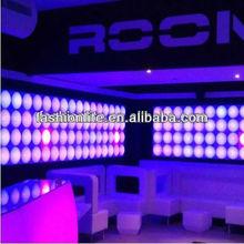 LED bubble Panel night club decoration