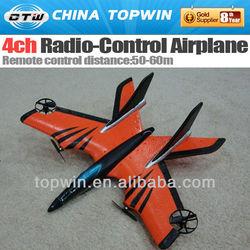 4ch radio-control airplane plastic airplane wings