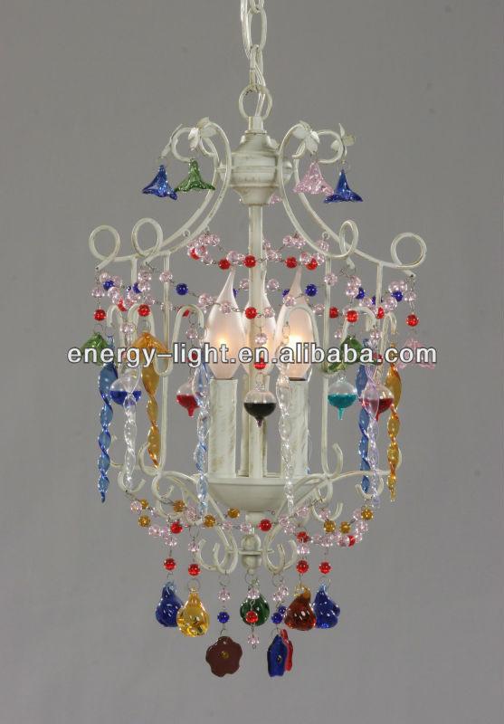 2014 Silver Wedding Decoration Modern Acrylic Chandelier