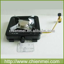 single burner square propane or lpg gas stove for cooking 1062E