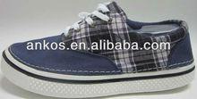 2014 Fashion Men Canvas Shoes Casual Mens Shoes Classic Lace up Flat Shoes