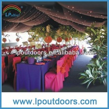 tent pole accessory, inner lining for roof and curtain