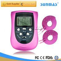 Sunmas SM9099 2014 Ems breast Beauty breast enhancer bra massager