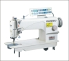 Single-Needle High-Speed Lockstitch Sewing Machine With Auto Trimmer