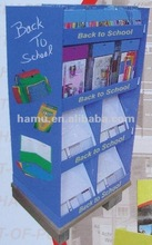 Cartoon Floor Pharmacy Paper Display Stand