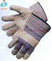 Meilleur produit de vente double paume du gant en cuir haltérophilie gant& ceintures.
