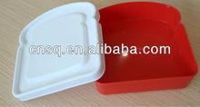plastic sandwich box container
