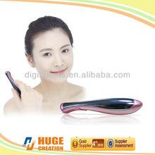 2014 Hot selling Galvanic anion beauty massager, eye massage pen AH-1066