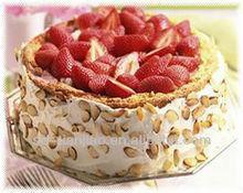 Non-dairy Creamer for cake pre- mix