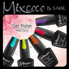 2014 Wholesale gel nail polish, soak off uv gel polish,uv led gel polish