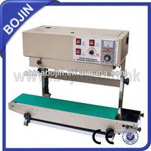 plastic bag hand sealing machine aluminum film sealer