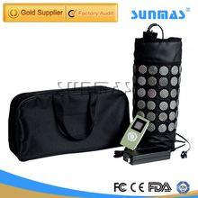 Sunmas SM9018 jade massage mat vibrator massage mattress with heat