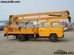 JMC 14m aerial platform truck