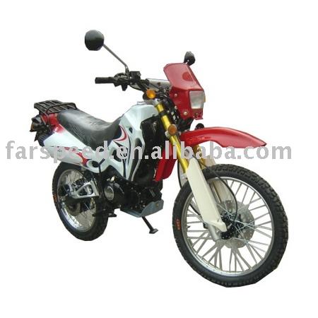 الدراجة الترابية 200cc 200cc 200cc دراجة نارية قبالة الطريق الترابية دراجة