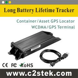 Long Battery Lifetime Tracker