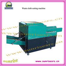 SUNRISE Waste Old Cloth cutting machine