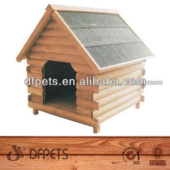 Hot Sale Wooden Dog Kennel,FSC, DFD-006