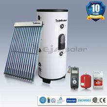 150 -750L split pressurized solar water heater for EU Russia US Canada villa use