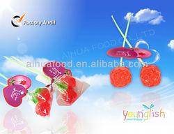 Flower Shaped Lollipop