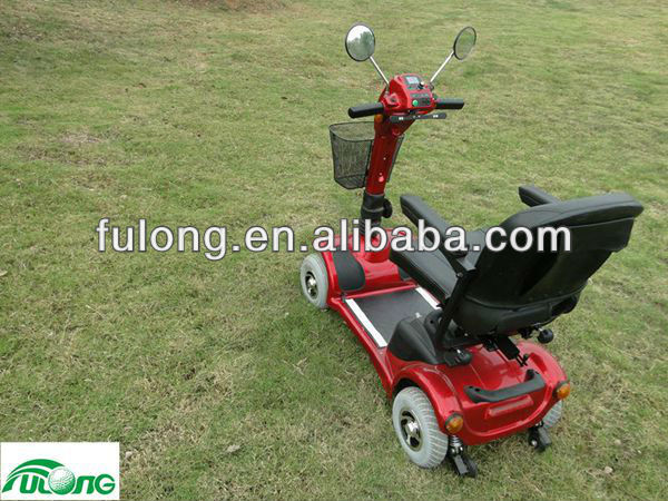 4 Wheel Portable Mobility Scooter With CE Approved